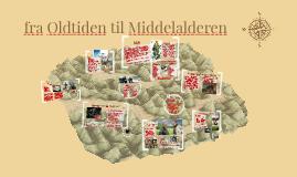 Holdbergskolen fra Oldtiden til Middelalderen