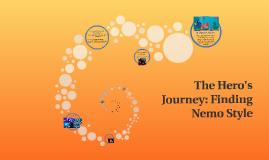 The Hero's Journey: Finding Nemo Style