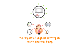the impact of physical activity on health and well-being