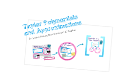 Taylor Polynomials and Approximations