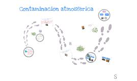 Copy of Contaminación atmosférica