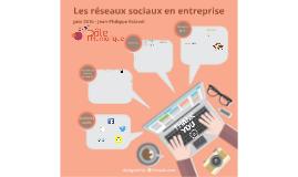 3CPS: réseaux sociaux - juin 2016 - Jp Falavel - Pôle Numérique