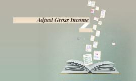 Adjust Gross Income