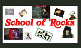 School of Rocks - The BIG Questions