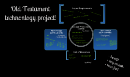 Copy of Old Testament Project