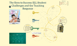 The Keys to Success: ELL Student Challenges and the Teaching