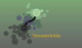 Desnutrición