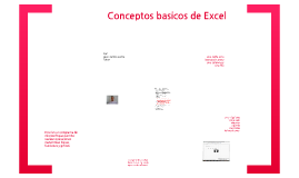 Copy of Copy of Que es Excel