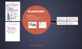 Next generation genomics