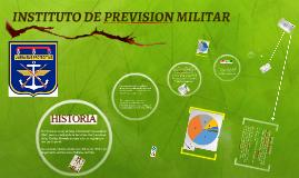 INSTITUTO DE PREVISION MILITAR