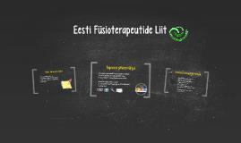 Eesti Füsioterapeutide Liit