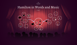 Hamilton in Words and Music