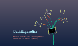 Copy of Disability studies