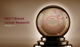 MCF-7 Breast Cancer Research