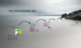 The Precambrian Era