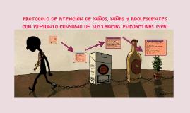 PROTOCOLO DE ATENCIÓN DE NIÑOS, NIÑAS Y