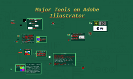 Major Tools on Adobe Illustrator