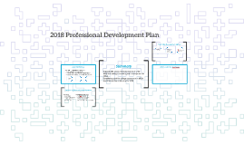 2018 Professional Development Plan