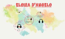 Eloisa DAngelo Resume