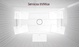 Servicios thINKco