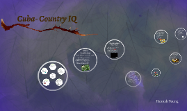 Cuba- Country IQ