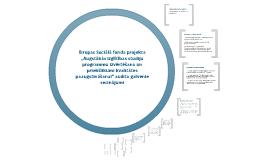 AIP projekta audits un tālākā rīcība