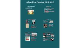 A República Populista (1945-1964)