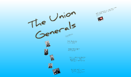 The Union Generals
