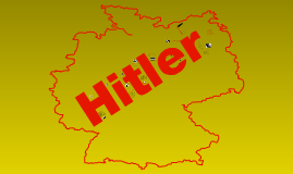 Biography on Hitler