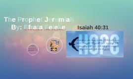 Prophets Slide