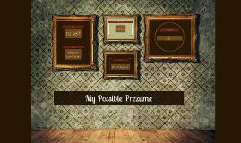 My Possible Prezume