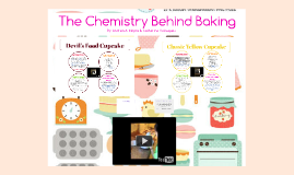 The Chemistry Behind Baking