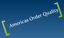 SQM Sales Effectiveness