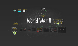 Outbreak of WW2 in Europe brief