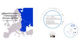 Bandas organizadas de Europa del Este