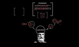 Copy of HEDONISMO - HEDONISMO DE EPICURO - HEDONISMO RACIONAL