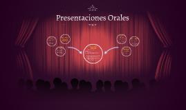 Copy of Presentaciones Orales