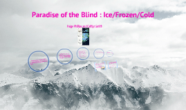 paradise of the blind Start studying sl ib english 'paradise of the blind' themes + quotes learn vocabulary, terms, and more with flashcards, games, and other study tools.