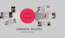 ORIENTAL ROUTES