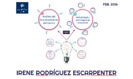 TFM - IRENE RODRÍGUEZ ESCARPENTER