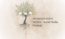 MANIFESTATION MEDIA - Social Media Strategy