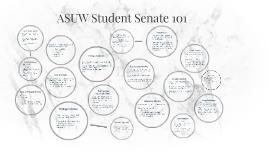 ASUW Student Senate 101