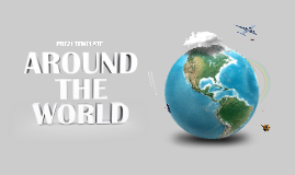 Copie de FREE TEMPLATE - Around The World