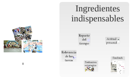 Copy of Ingredientes indispensables en las metodologías centradas en el estudiantado