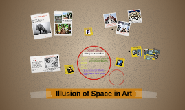 Copy of Illusion of Space in Art