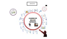 Copy of CUADRO DE MANDO INTEGRAL