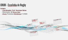 CRUBI - Escolinha de Rugby