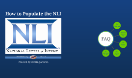 Populating the NLI