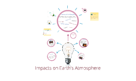 Impacts on Earth's Atmosphere