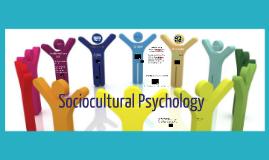 Sociocultural Psychology (2nd)